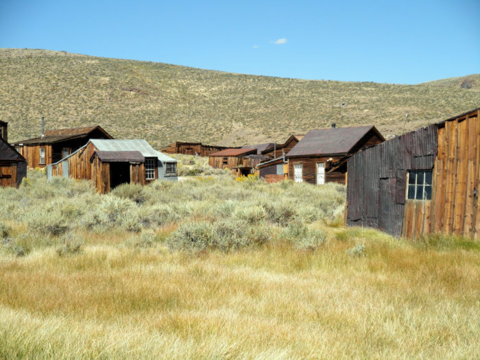 13. Ghost Town, California