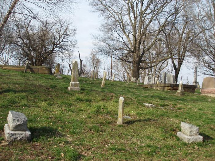 4. Old Lorimier Cemetery – Cape Girardeau
