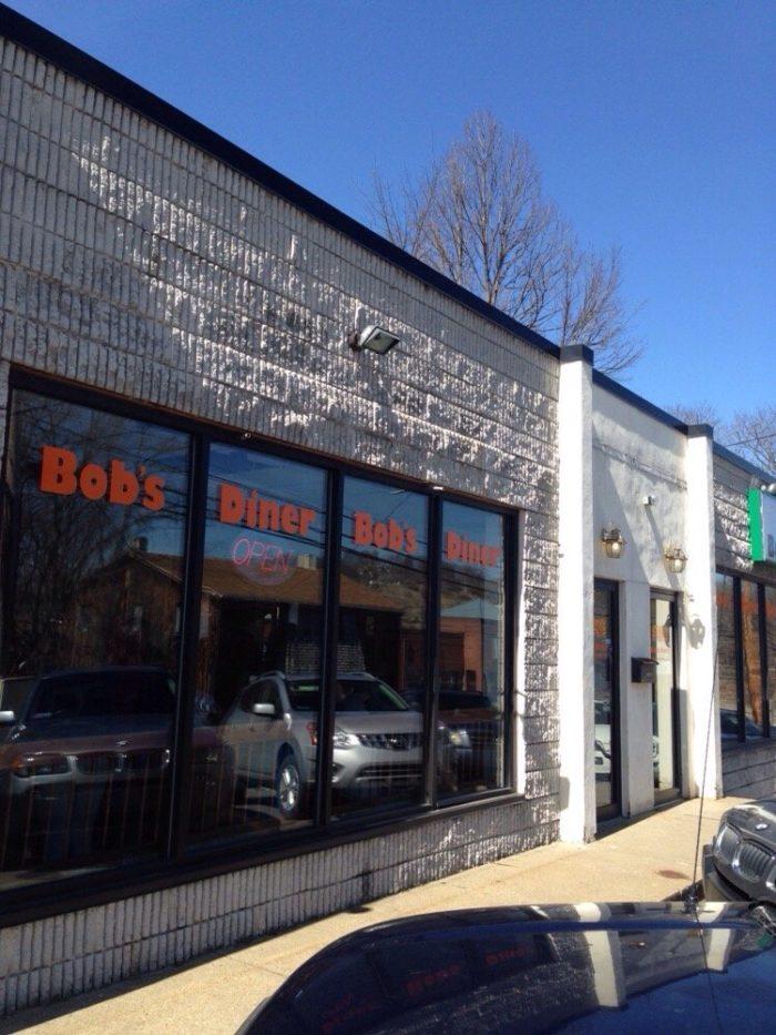 5. Bob's Diner – 1230 Grove Road
