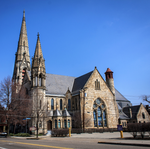 5. Calvary United Methodist Church - 971 Beech Avenue