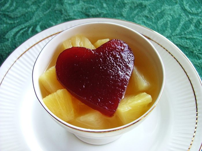 5. Add li hing mui to your cranberry sauce for a Hawaiian Thanksgiving.