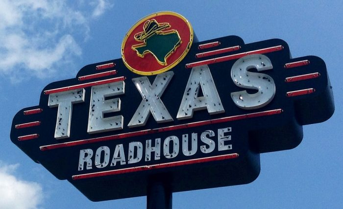5. Texas Roadhouse