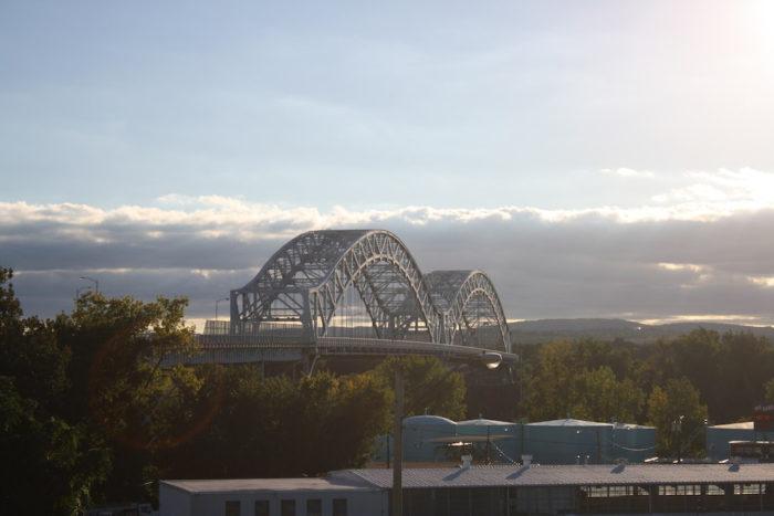 3. Arrigoni Bridge (Middletown)