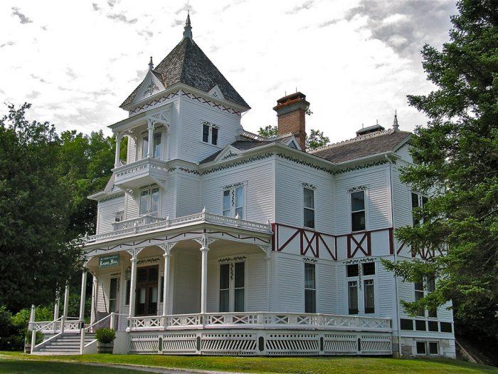 9.  Bowman House, Cuttingsville