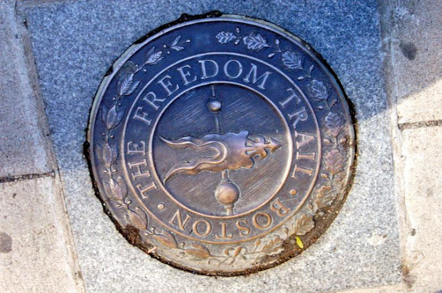 4. The Freedom Trail