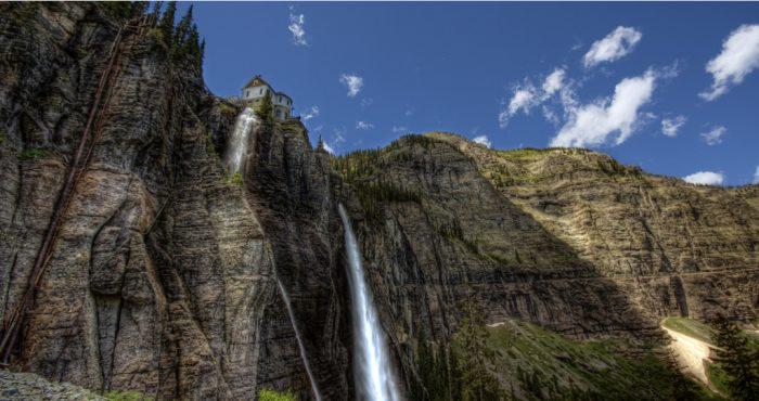 11. Bridal Veil Falls (Telluride)
