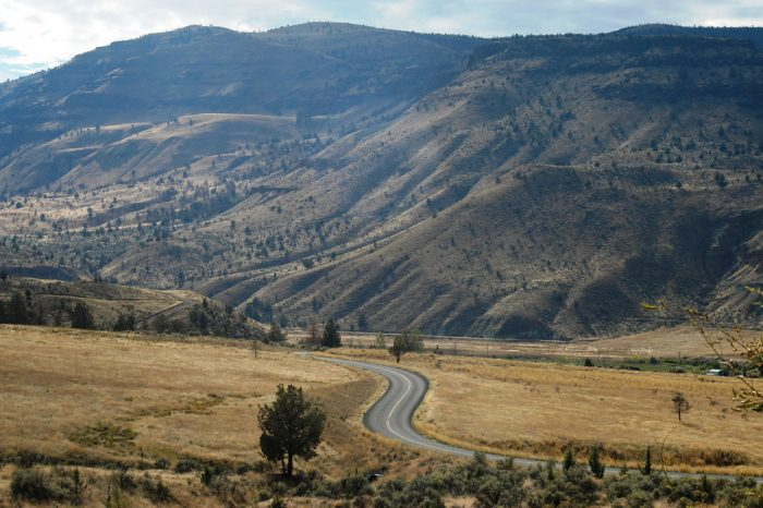 San Diego To San Francisco Drive Time >> Take The Journey Through Time Byway In Oregon To Get Away From It All