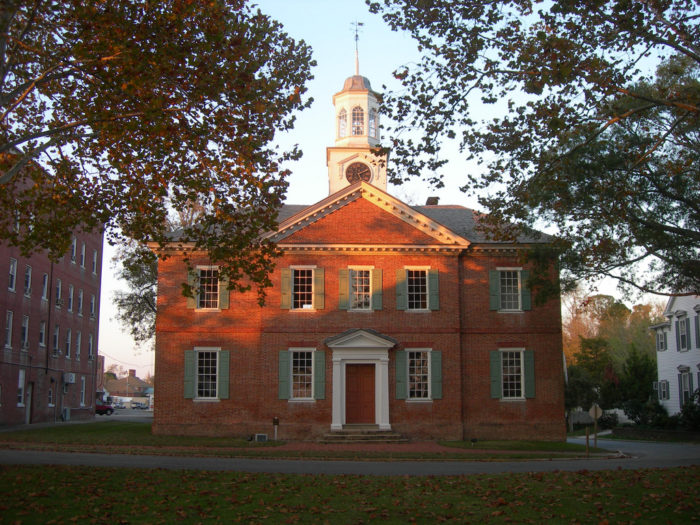 Chowan County Courthouse