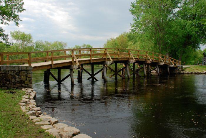 6. North Bridge, Minute Man National Park, Concord