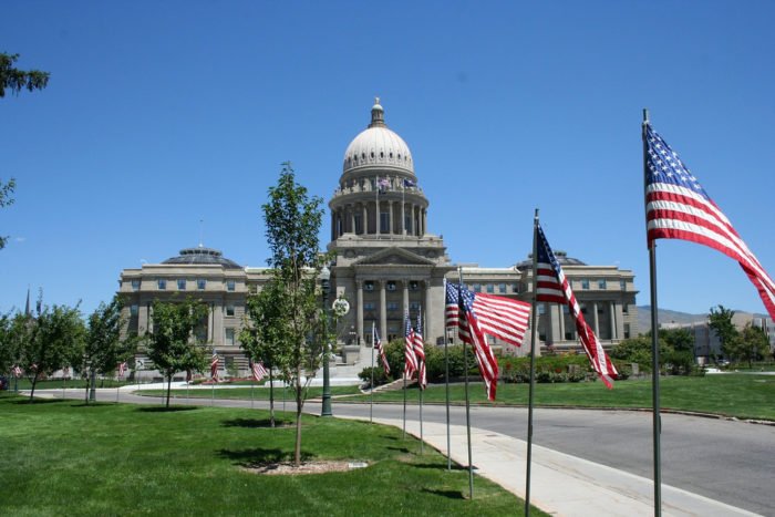 Idaho State Capitol Building Tours