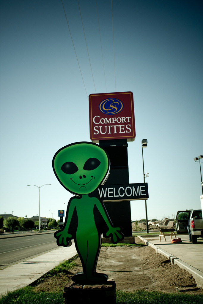 10. Roswell