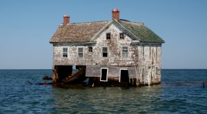 The Story Behind Maryland's Underwater Island Is Truly Heartbreaking