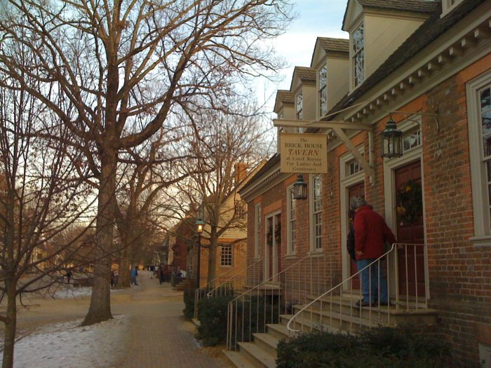 5. Spend an afternoon in Colonial Williamsburg.