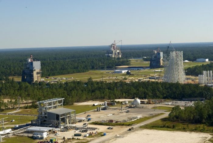 Begin your trip at NASA's Stennis Space Center!