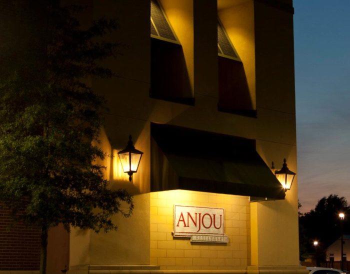 3. French: Anjou Restaurant, Ridgeland