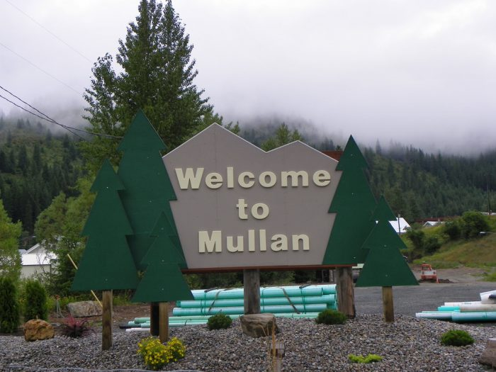 Mullan itself is a charming town that preserves the best parts of Idaho history.