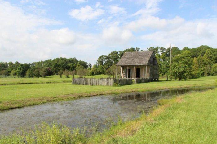 5) Rural Life Museum, Baton Rouge, LA