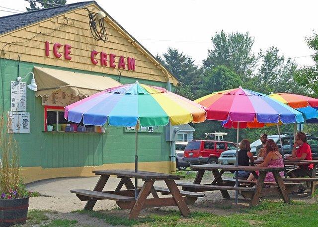 1. Kettle Cove Creamery and Café, Cape Elizabeth