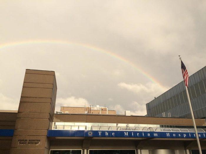 1. Miriam Hospital, Providence