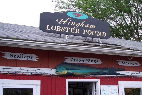 14. The Hingham Lobster Pound, Hingham