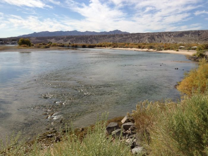 7. Big Bend of the Colorado State Recreation Area – Laughlin