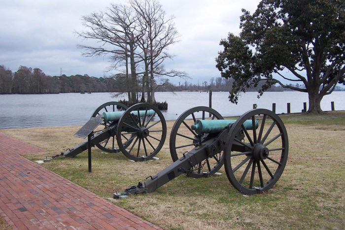 Confederate Bell Battery