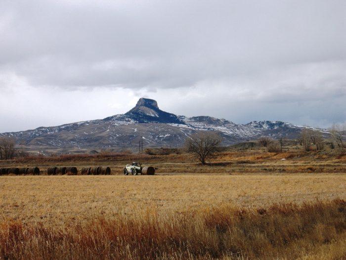 18. Heart Mountain