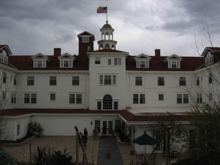 1. The Stanley Hotel (Estes, Colorado)