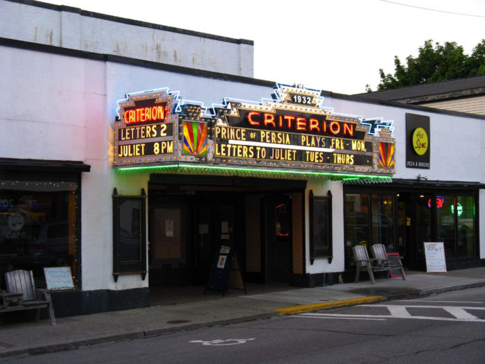 4. Because we still have theaters like this.