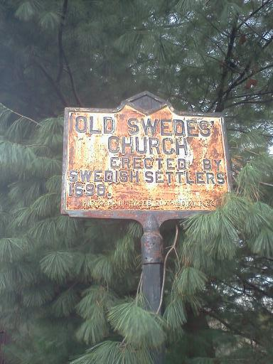 4. This sign from the 1930s would have been spotted by train travelers passing through Wilmington.