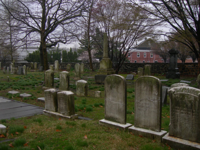 9. Over 5,000 historic graves are present in the graveyard - you can take a tour (or a ghost tour!) to learn more about those who rest at Old Swedes Church.