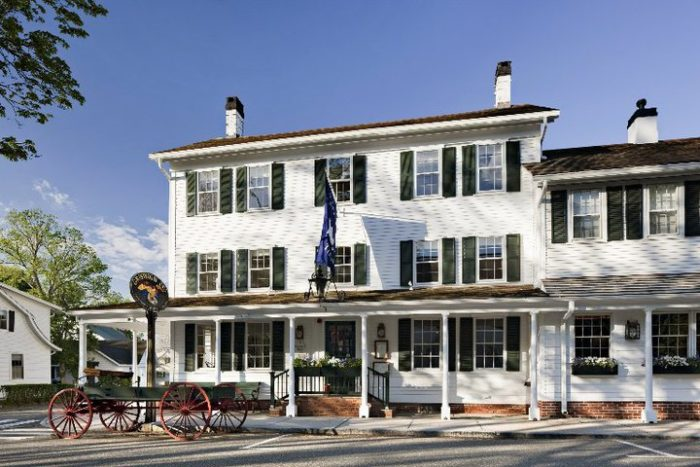 The Griswold Inn in Essex was established in 1776!