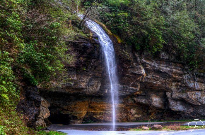 11. Bridal Veil Falls