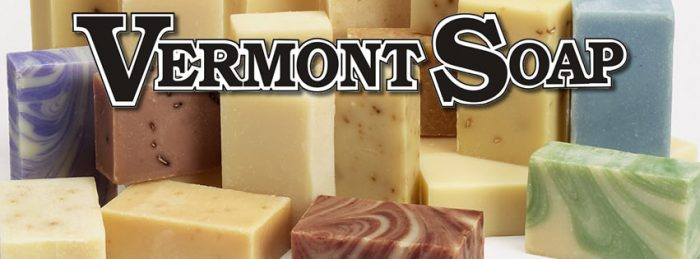 12.  Vermont Soap, Middlebury