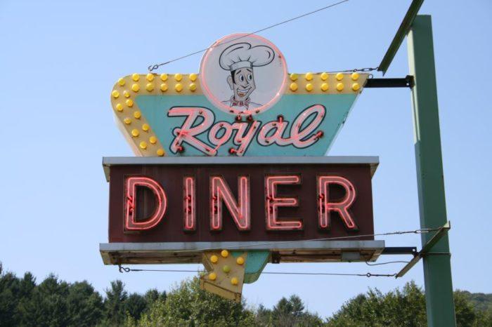 15.  Chelsea Royal Diner, 487 Marlboro Rd, Brattleboro