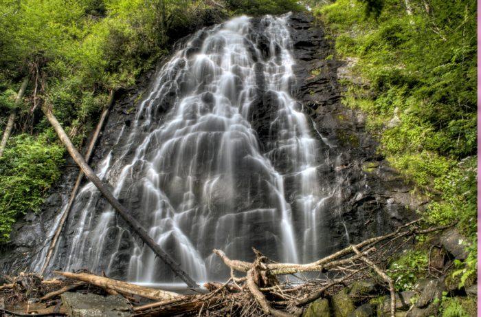 7. Crabtree Falls