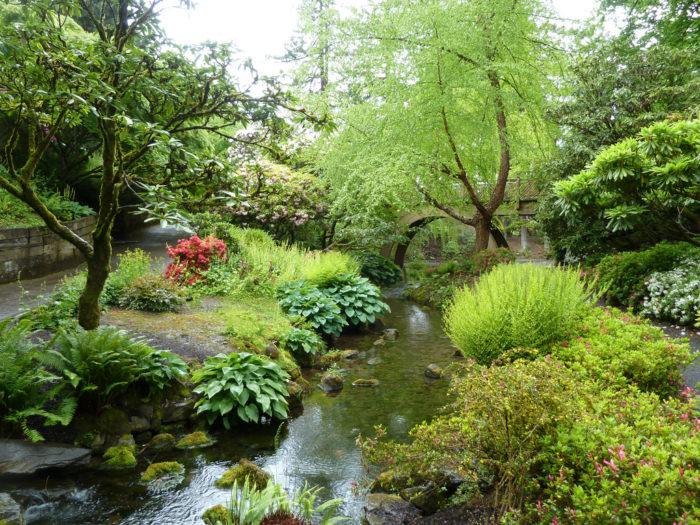 5. Crystal Springs Rhododendren Garden