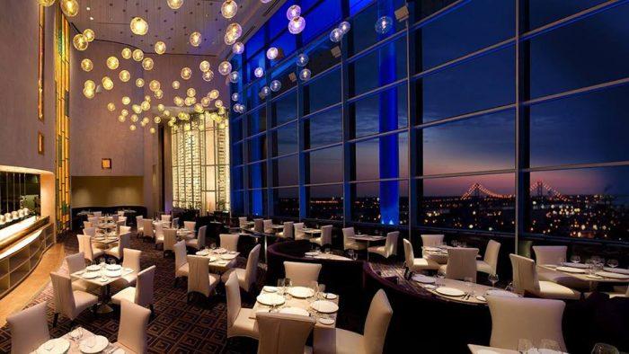 Iridescence Restaurant Detroit Menu