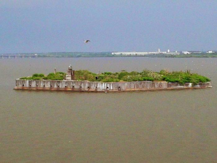 5. Fort Carroll