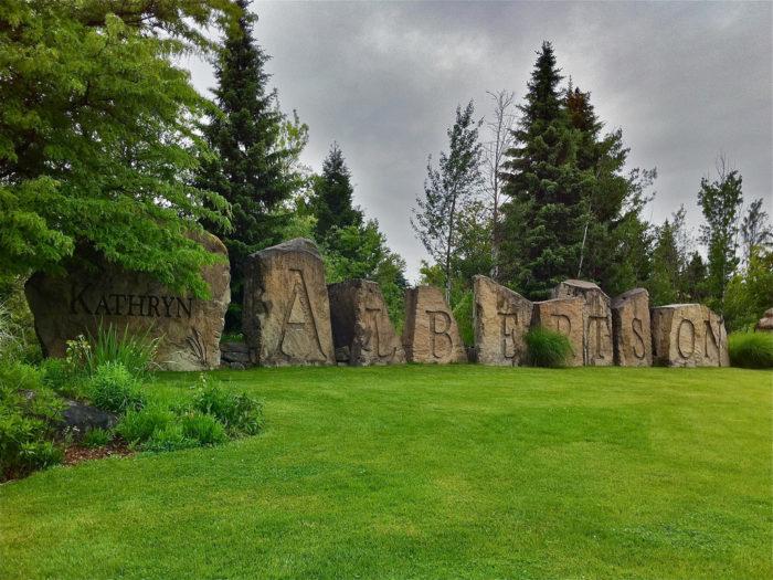 9. Kathryn Albertson Park