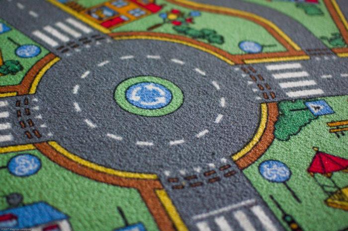 8. Roundabout