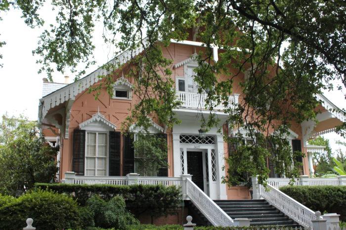 8) Bullitt-Longenecker House, 3627 Carondelet