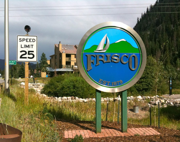 Nestled at 9,097 feet just 70 miles from Denver is the wonderfully walkable one-mile radius town of Frisco.