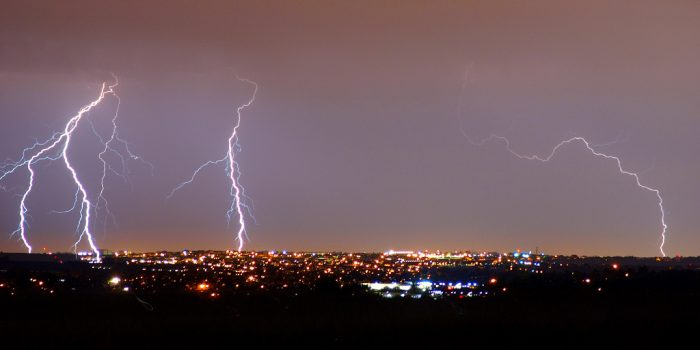 12. And, OOOWEEE, do we get some show-off lightning bolts...