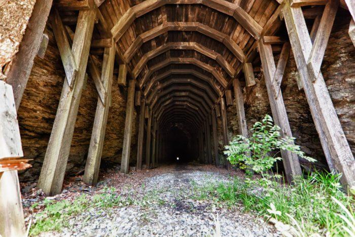 4. Maryland: Stickpile Tunnel