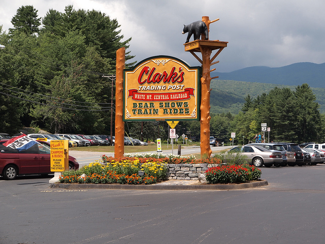 4. Clark's Trading Post, Lincoln