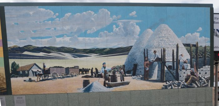 Ely Nevada Historical Murals Adventure
