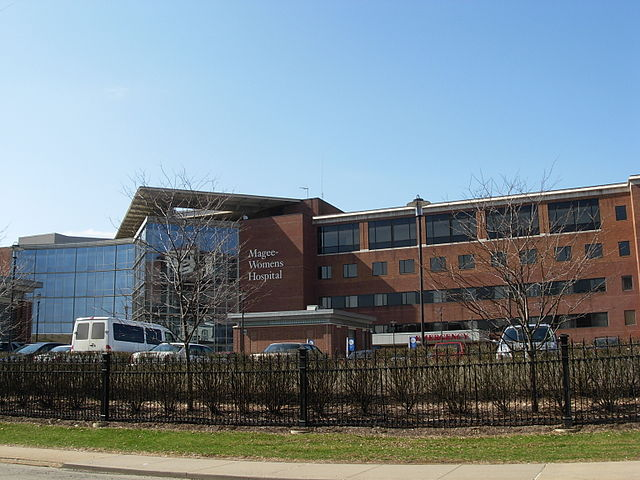 5. Magee Womens Hospital of UPMC