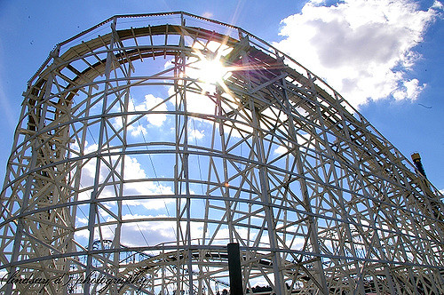 6. Join the VIP Coaster Tour at Kennywood.