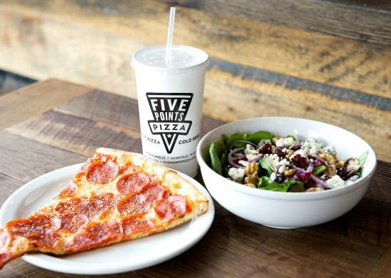 6. Five Points Pizza